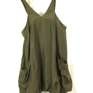 Forever 21 Silk Top Small